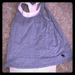 Abercrombie Kids Athletic Tank